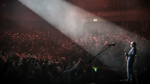 Watch: Top photographer Christie Goodwin celebrates 150 shows at the Royal Albert Hall