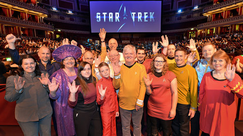 'Why I love Star Trek': A Fans' Perspective