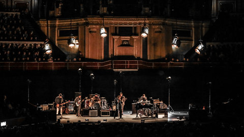 Five concerts, five stars for Bob Dylan at the Royal Albert Hall