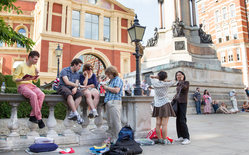 What is Promming? Become a Pro-Prommer this BBC Proms season | Royal