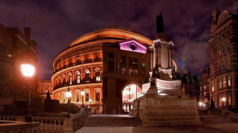 The ghost of Conan Doyle: Supernatural happenings at the Royal Albert Hall