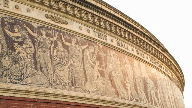 Royal Albert Hall Frieze