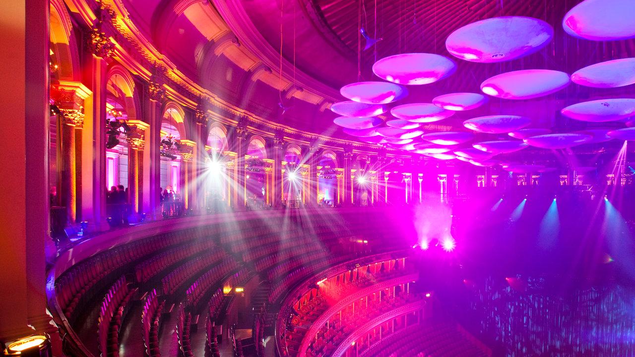The Gallery, Royal Albert Hall