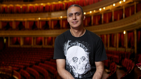 WATCH: Nitin Sawhney discusses 'Beyond Skin' and shares his memories of the Royal Albert Hall