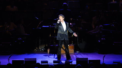 How to watch Michael Ball's 2009 'Past and Present' show recorded at the Royal Albert Hall