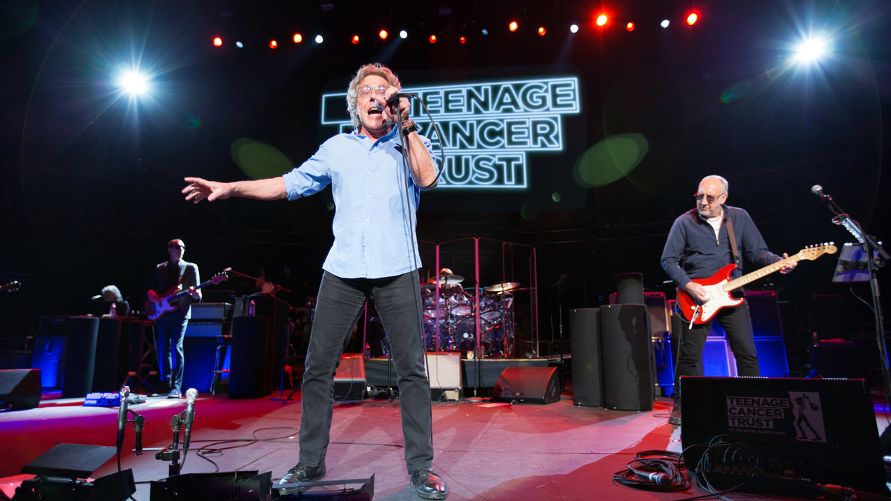 2015-03-26 Teenage Cancer Trust The Who