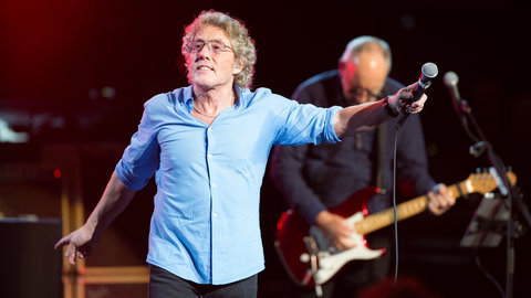 WATCH - Roger Daltrey's Hall memories - from riots with Chuck Berry to the Teenage Cancer Trust concerts