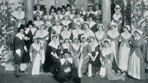 The British-American Peace Centenary Ball - 10 June 1914
