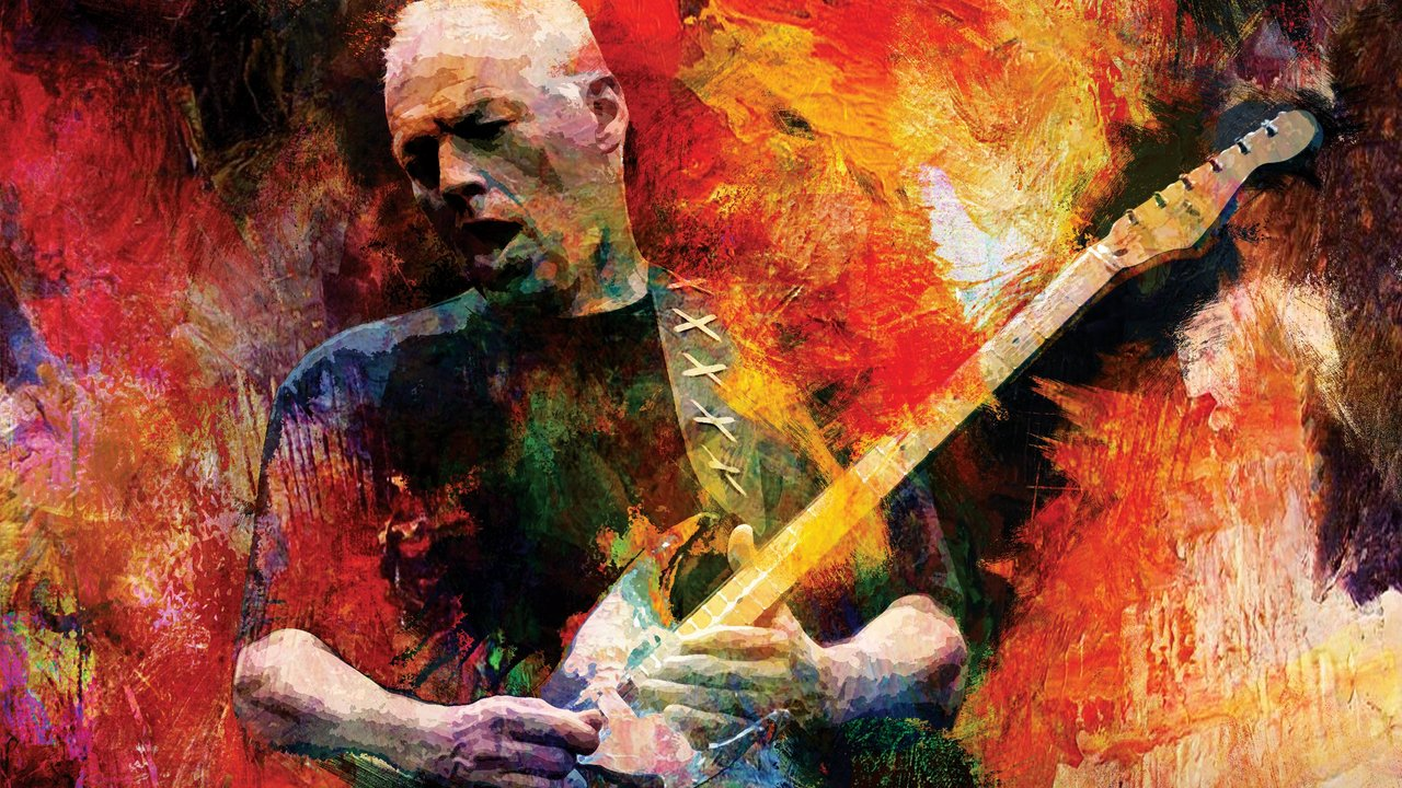 David Gilmour. 23 September - 3 October 2015.