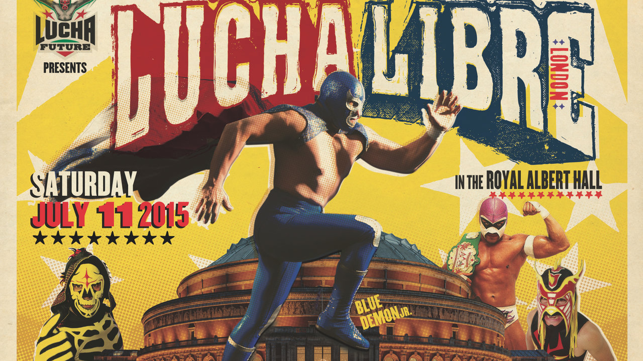 Lucha Libre, 11 July 2015