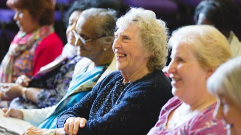 Dementia Friendly Film Screenings