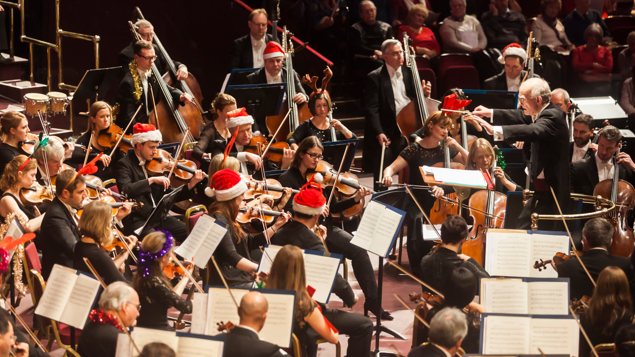 John Rutter\'s Christmas Celebration | Royal Albert Hall — Royal ...
