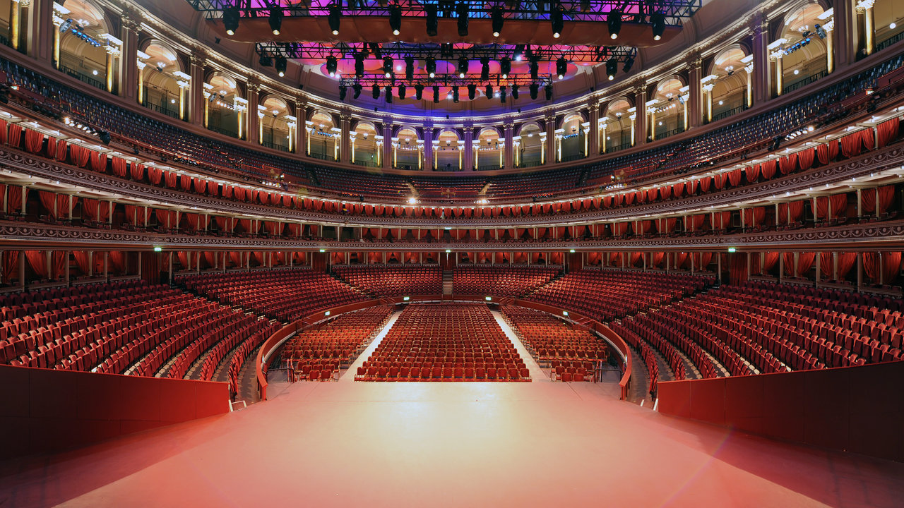 Take Centre Stage Video Chat Backgrounds Royal Albert Hall Royal Albert Hall