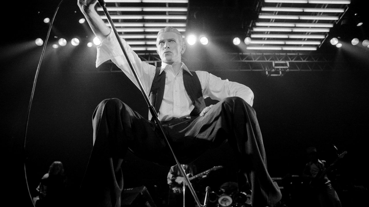 David Bowie. Michael Putland A Life in music 50 years on the road Exhibition. 21 September - 13 October 2015.