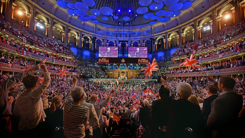 Booking Tickets For The Last Night Of The Proms Royal Albert Hall