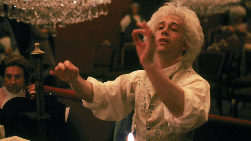 an analysis of amadeus a film by milos forman Amadeus (1984) by milos forman with f murray abraham, tom hulce, elizabeth berridge, reviewed by nick pappas for unsung films film reviews, documentaries.