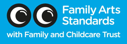 Supported by Family Arts Standards