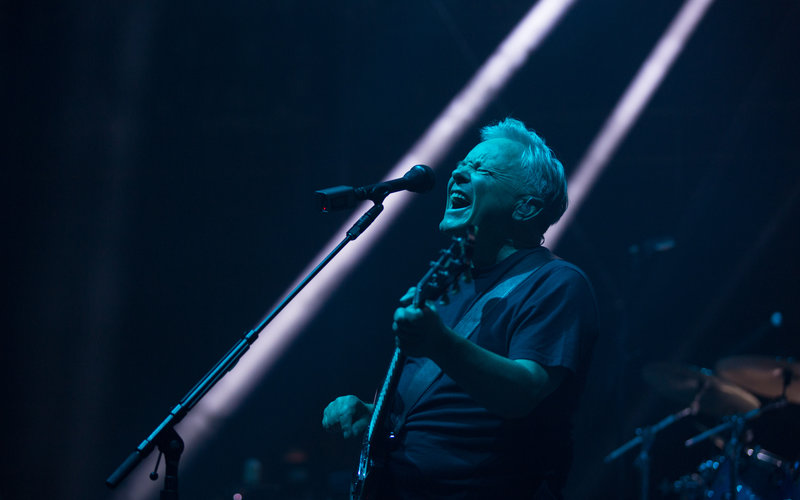 New Order at Teenage Cancer Trust 2016