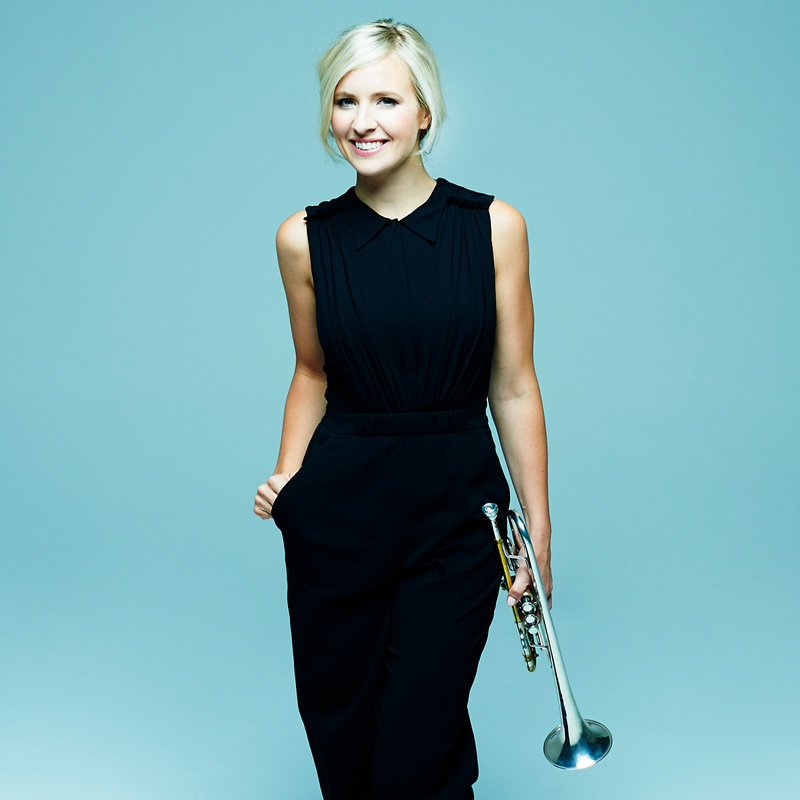 Alison Balsom. Photo Jason Joyce