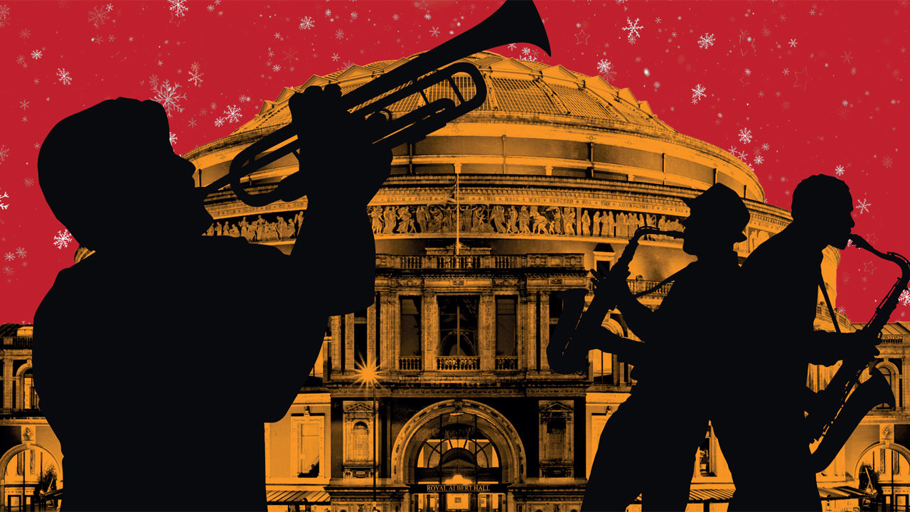 guy barkers big band christmas 11 december 2016 - Big Band Christmas