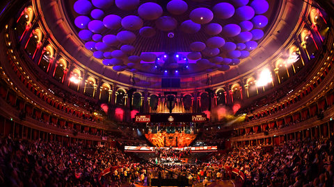 Prom 1 First Night Of The Proms Royal Albert Hall Royal Albert Hall