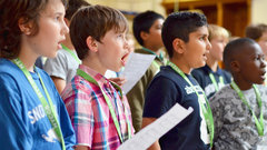 International Youth Choir Festival. 15 April 2017. National Youth Choirs of Great Britain