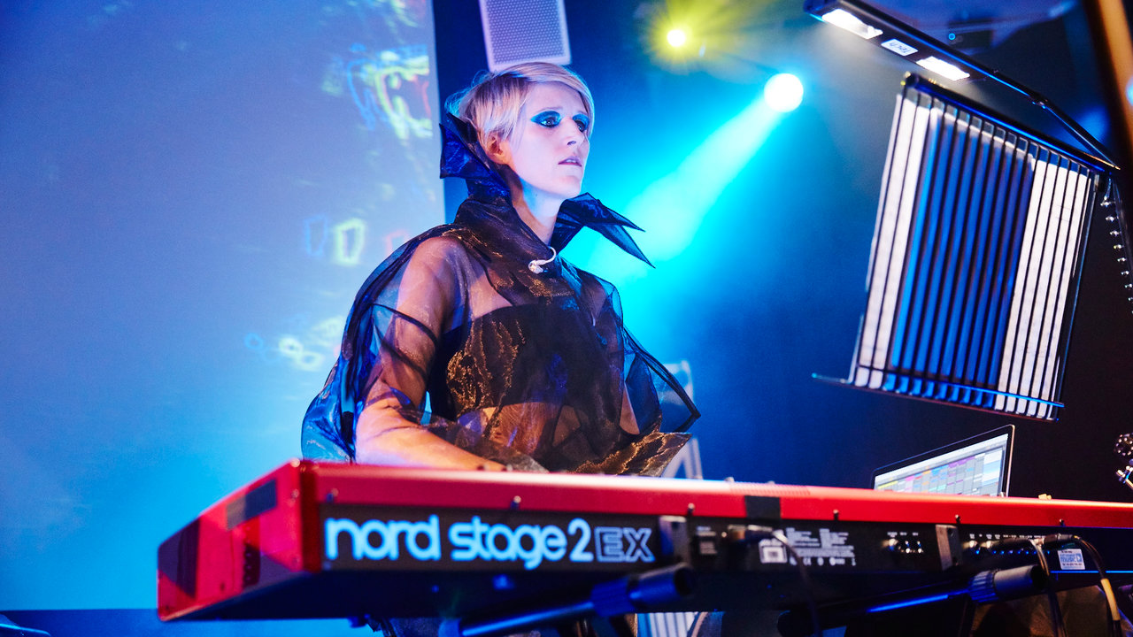 Kate Simko and the London Electronic Orchestra