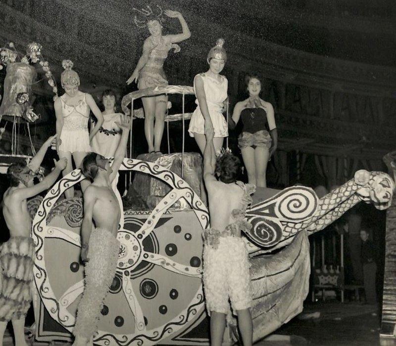 The Chelsea Arts Club Annual Ball, 31 December 1953