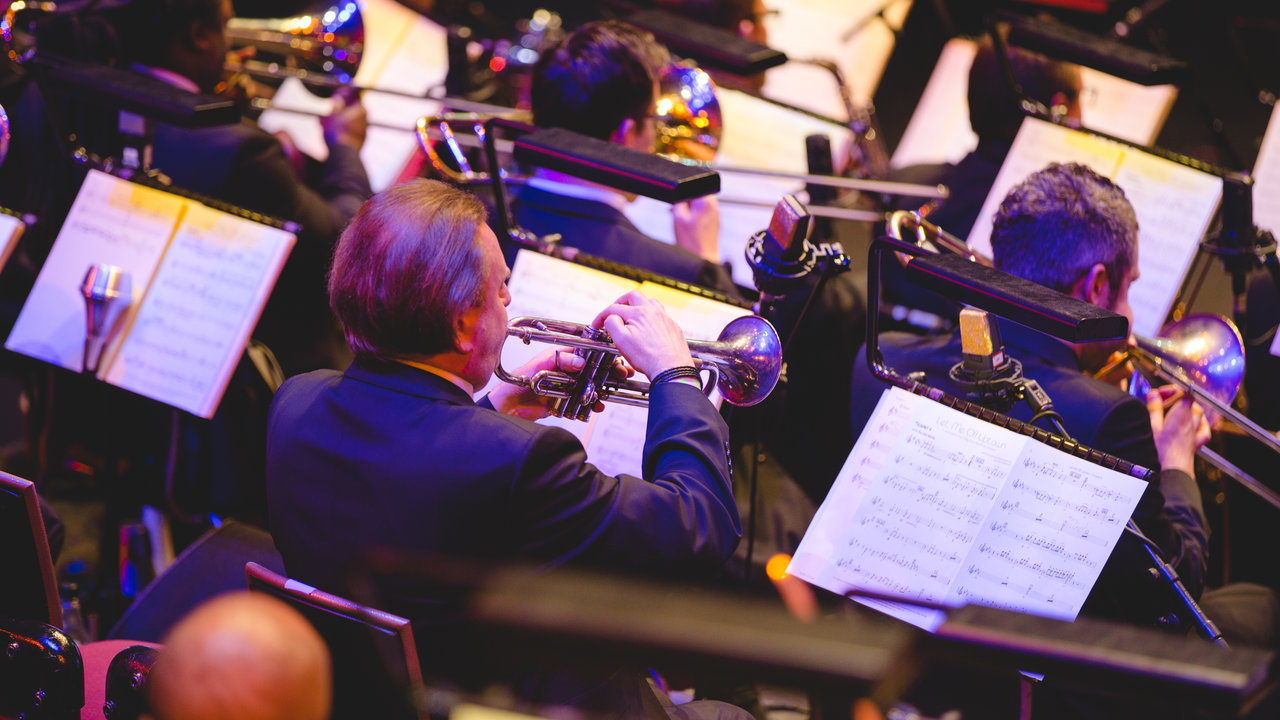 Guy Barker's Big Band at Guy Barker's Big Band Christmas 11 December 2016