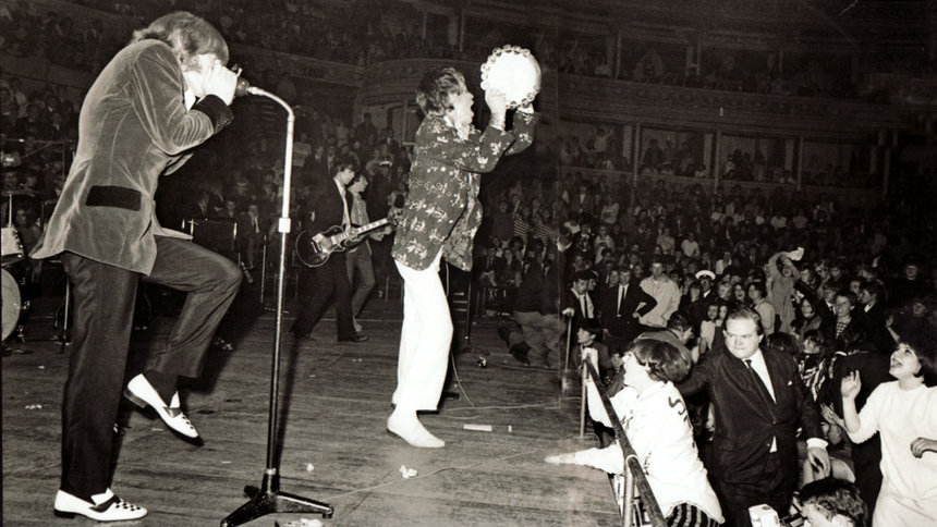 23 September 1966: Rolling Stones concert provokes mini riot | Royal Albert Hall — Royal Albert Hall