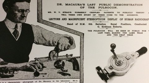 From the Archives: Dr Macaura and the Pulsocon