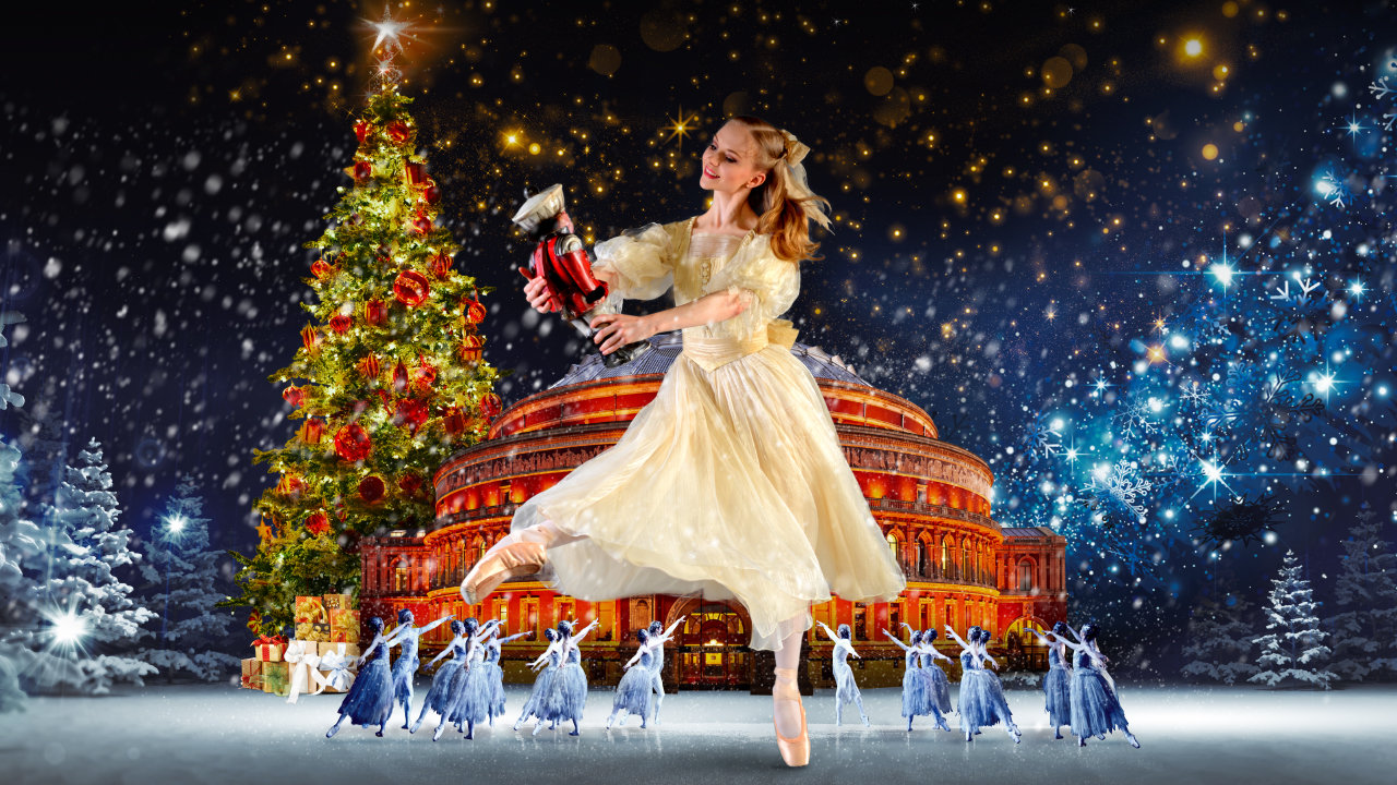 A Nutcracker Christmas Cast.The Nutcracker Royal Albert Hall Royal Albert Hall