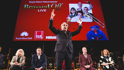 Audience members and stars of the show reflect on the unforgettable night that was Brassed Off Live