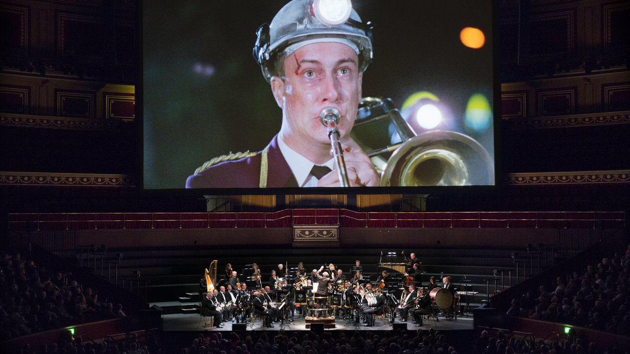 Brassed Off Live at the Royal Albert Hall