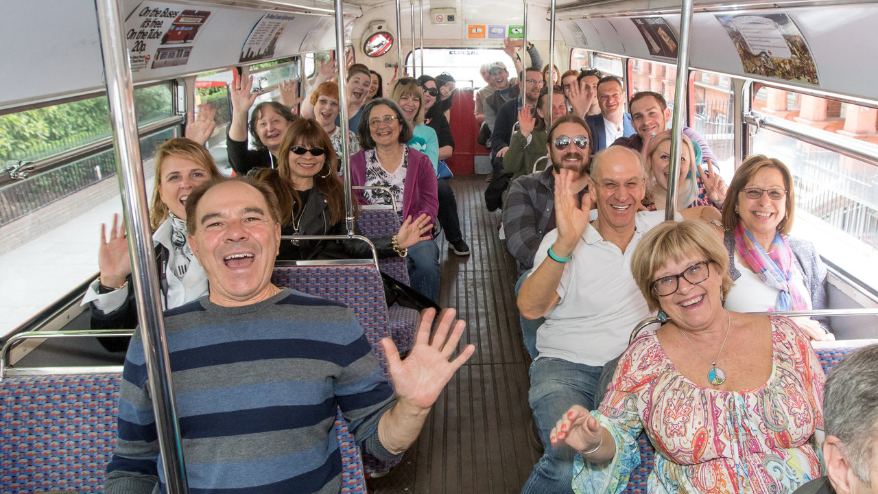 Sixties at the Hall Bus & Hall Tours