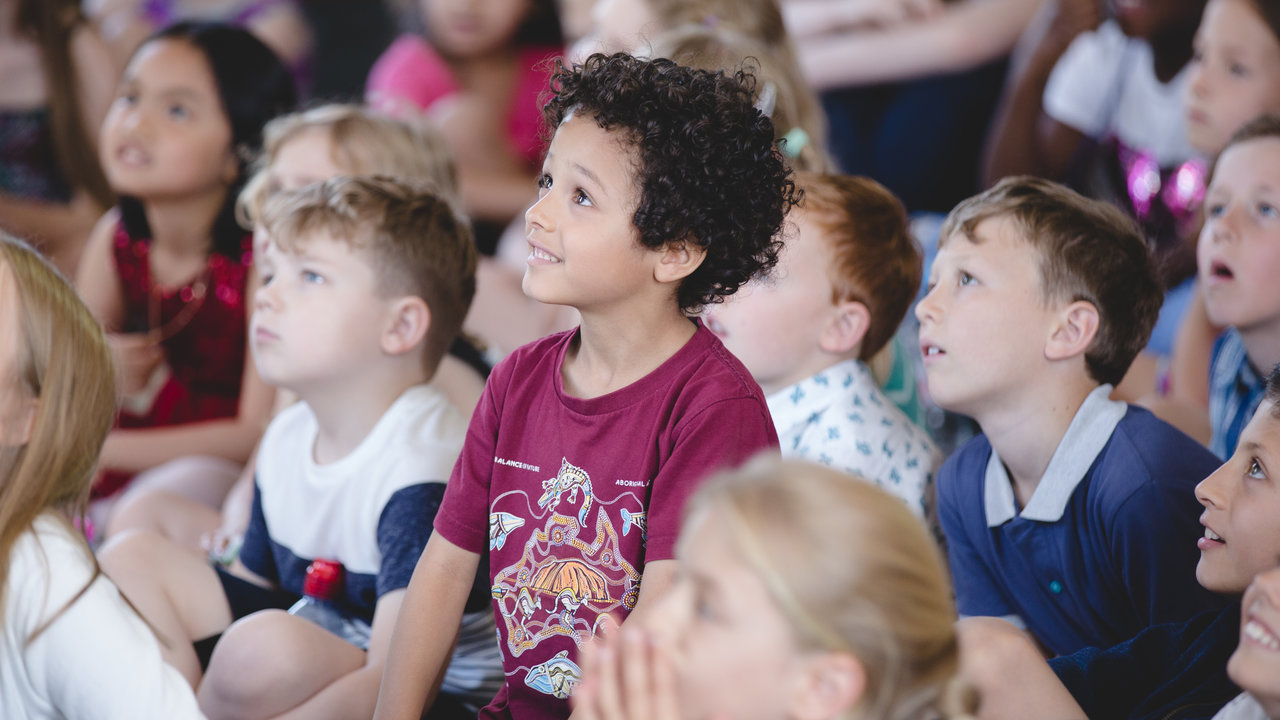 Children and families events in the Elgar Room