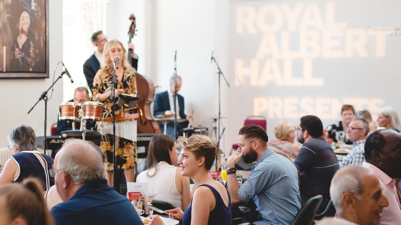 Afternoon Tea with Live Music