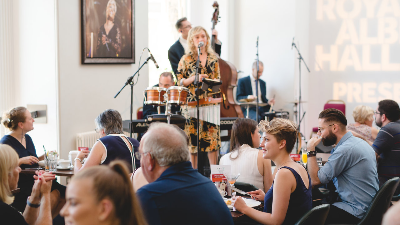 Live Music Brunch The Boomtown Swingalings Royal Albert Hall