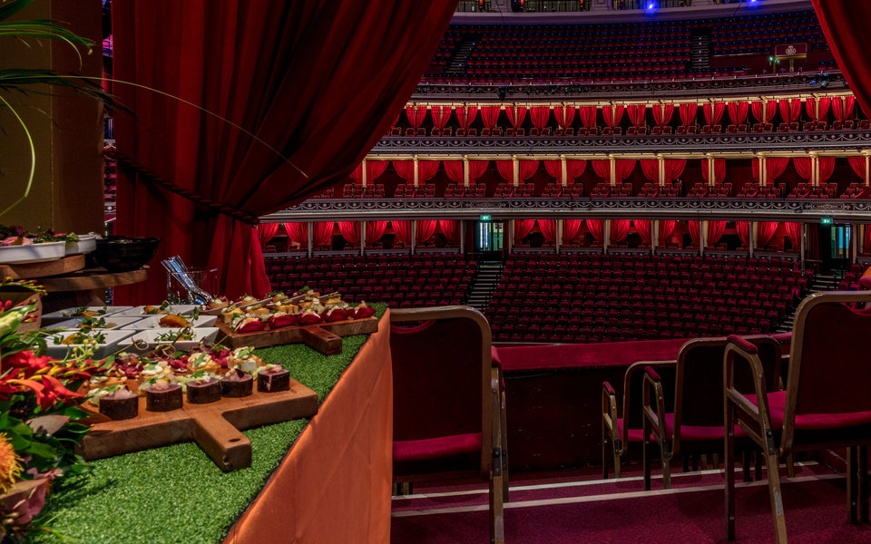 Box Hospitality at the Royal Albert Hall