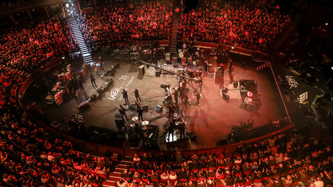 In pictures: Later... with Jools Holland celebrates 25 years with huge Royal Albert Hall show