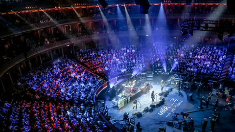 Watch highlights: Foo Fighters, Van Morrison and Gregory Porter celebrate 25 years of Later... with Jools Holland