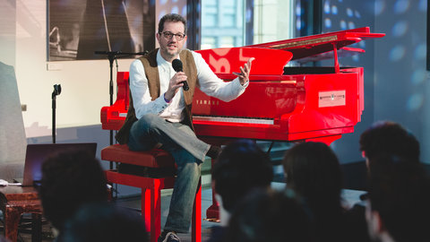 """""""Everything has to be in the right emotional space"""" – Oscar-winner Michael Giacchino leads a screen composition masterclass"""