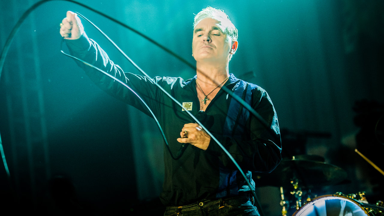Morrissey royal albert hall royal albert hall for Door 8 royal albert hall