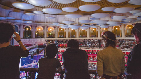 So you want to watch Royal Albert Hall events online? Well look no further