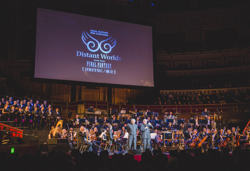 Distant Worlds: music from FINAL FANTASY (c) Andy Paradise