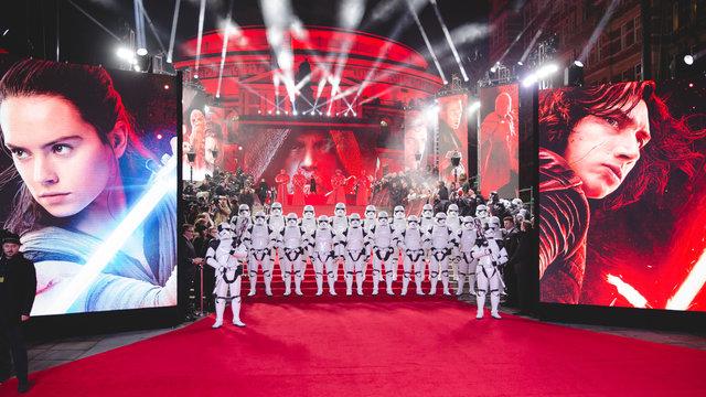 Star Wars: The Last Jedi - European Premiere