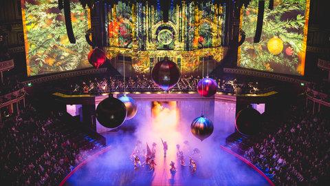 Birmingham Royal Ballet present The Nutcracker at the Royal Albert Hall on 29 December 2017
