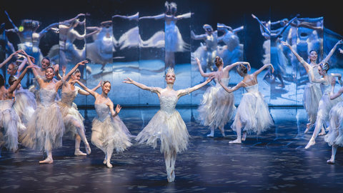 In photos: Birmingham Royal Ballet's spectacular The Nutcracker ballet at the Royal Albert Hall