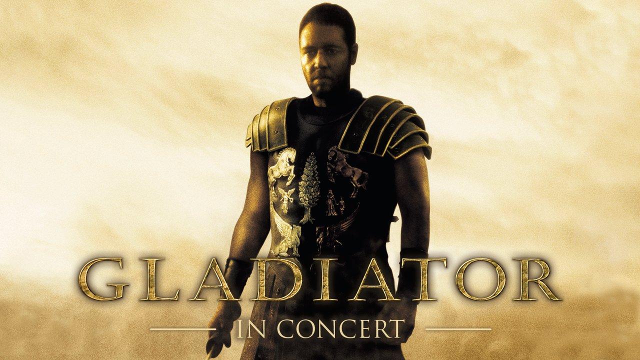gladiator live in concert royal albert hall royal albert hall