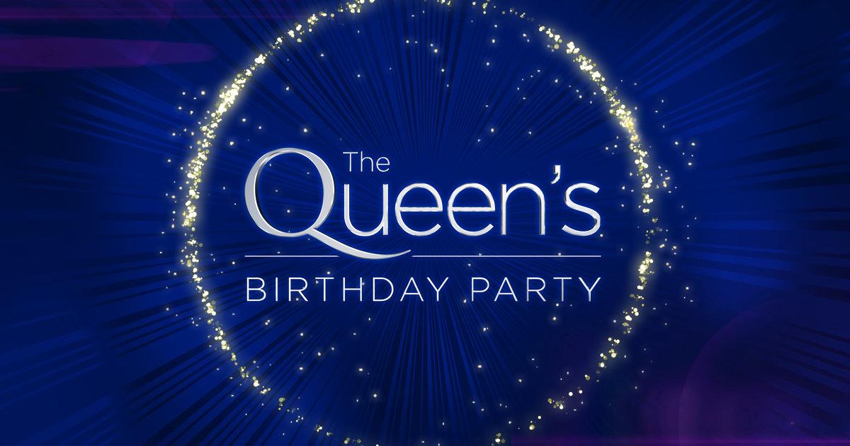 The Queen\'s Birthday Party   Royal Albert Hall — Royal Albert Hall